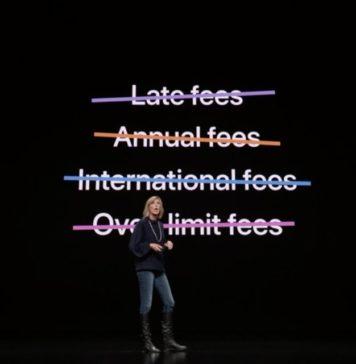 Sin comisiones en Apple Card