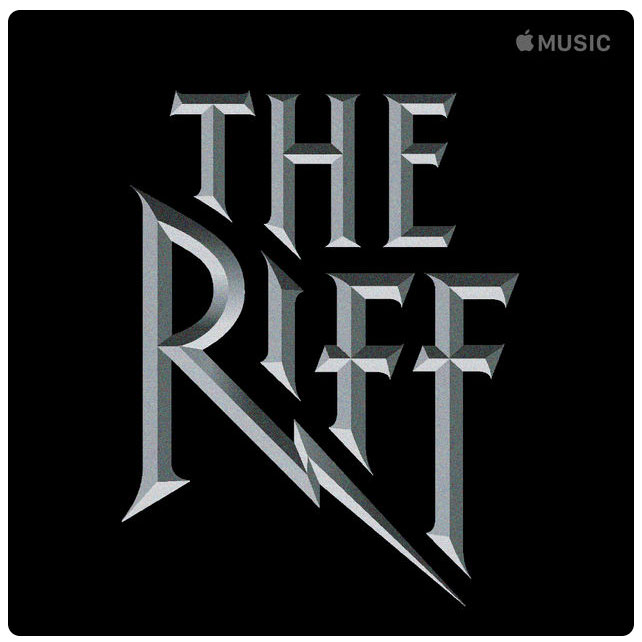 The Rift, lista de rock duro en Apple Music