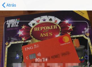 Registrando tarjeta de ING España en Apple Pay