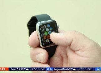 Apple Watch recuperado funcionando después de estar sumergido en el mar durante seis meses