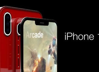Concepto de diseño de iPhone 11