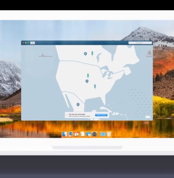 NordVPN en Mac