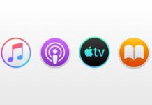 Nuevas Apps de Músic, Tv, Books y Podcasts de macOS