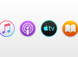 Nuevas Apps de Músic, Tv, Books y Podcasts de macOS