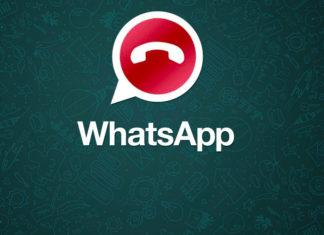 WhatsApp con icono en rojo