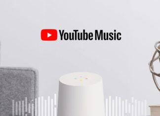 YouTube Music free (gratis) en el Google Home