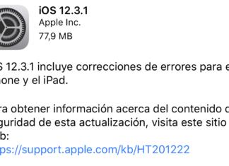 iOS 12.3.1