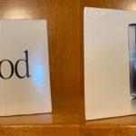 iPod original de primera generación y cinco GB(Gigabyte) de capacidad