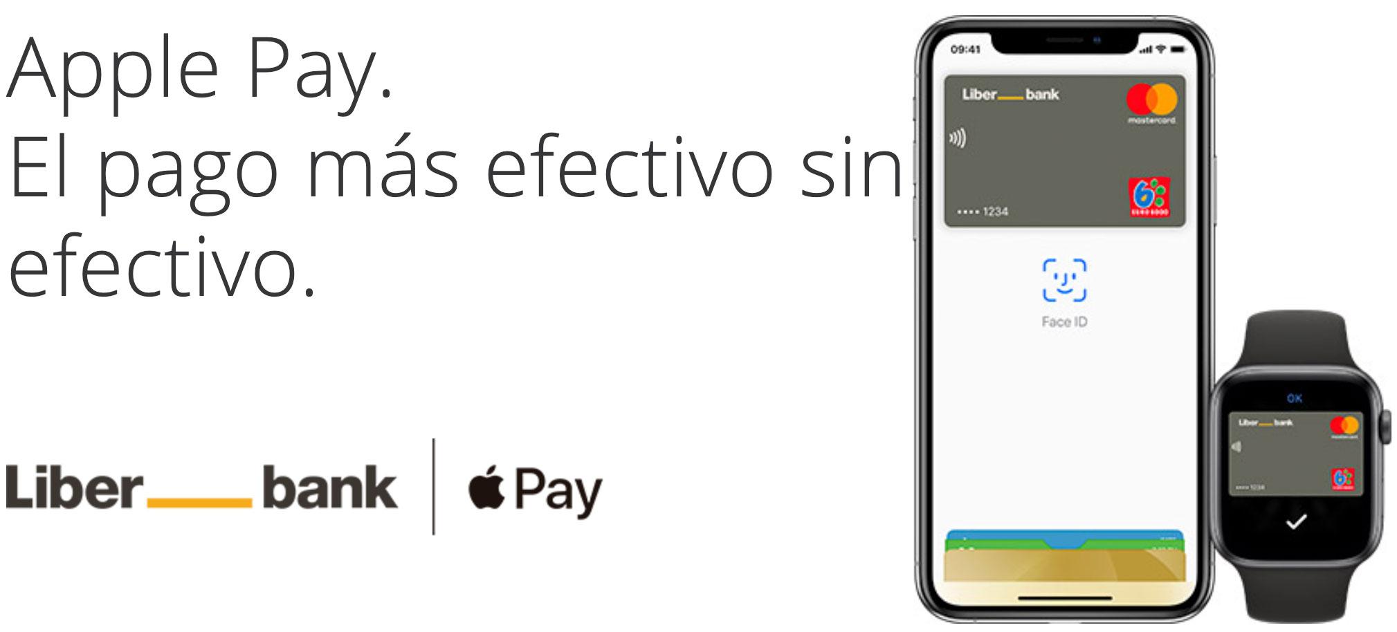 Liberbank y Apple Pay