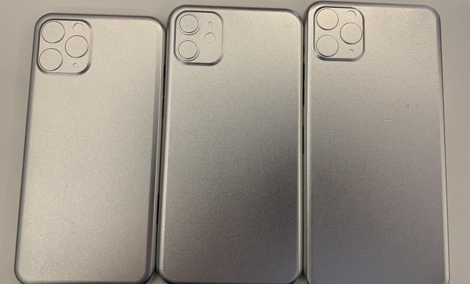 Moldes del iPhone XI y XIR
