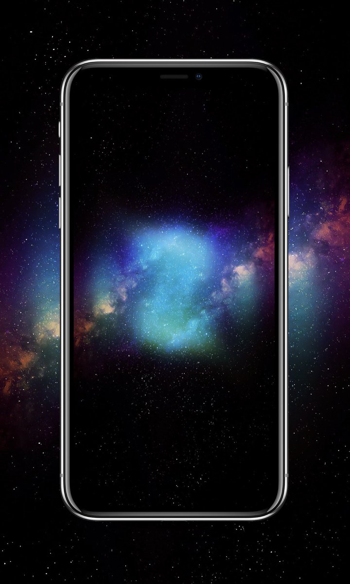 Fondo de pantalla Nebula Space de @AR72014