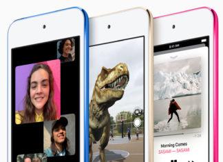 iPod touch del año 2019