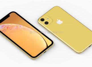 Supuesto iPhone XR de segunda generación, o iPhone XE