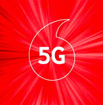 5G de Vodafone