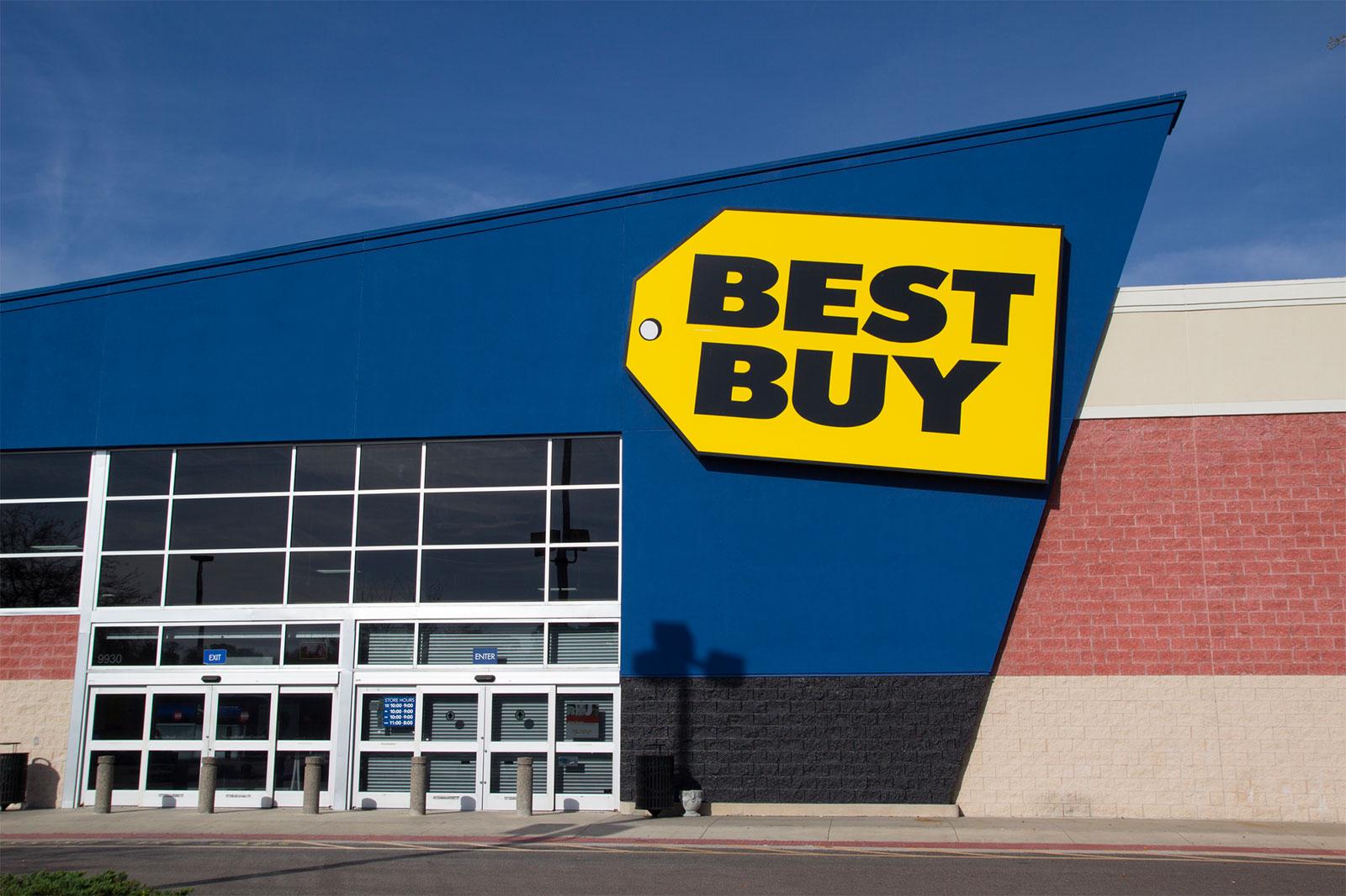 Tienda de Best Buy en EEUU