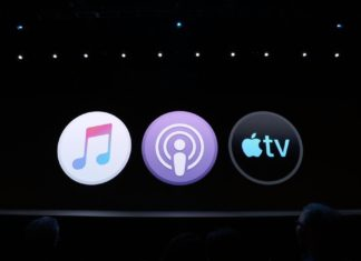 iTunes se separa en tres Apps