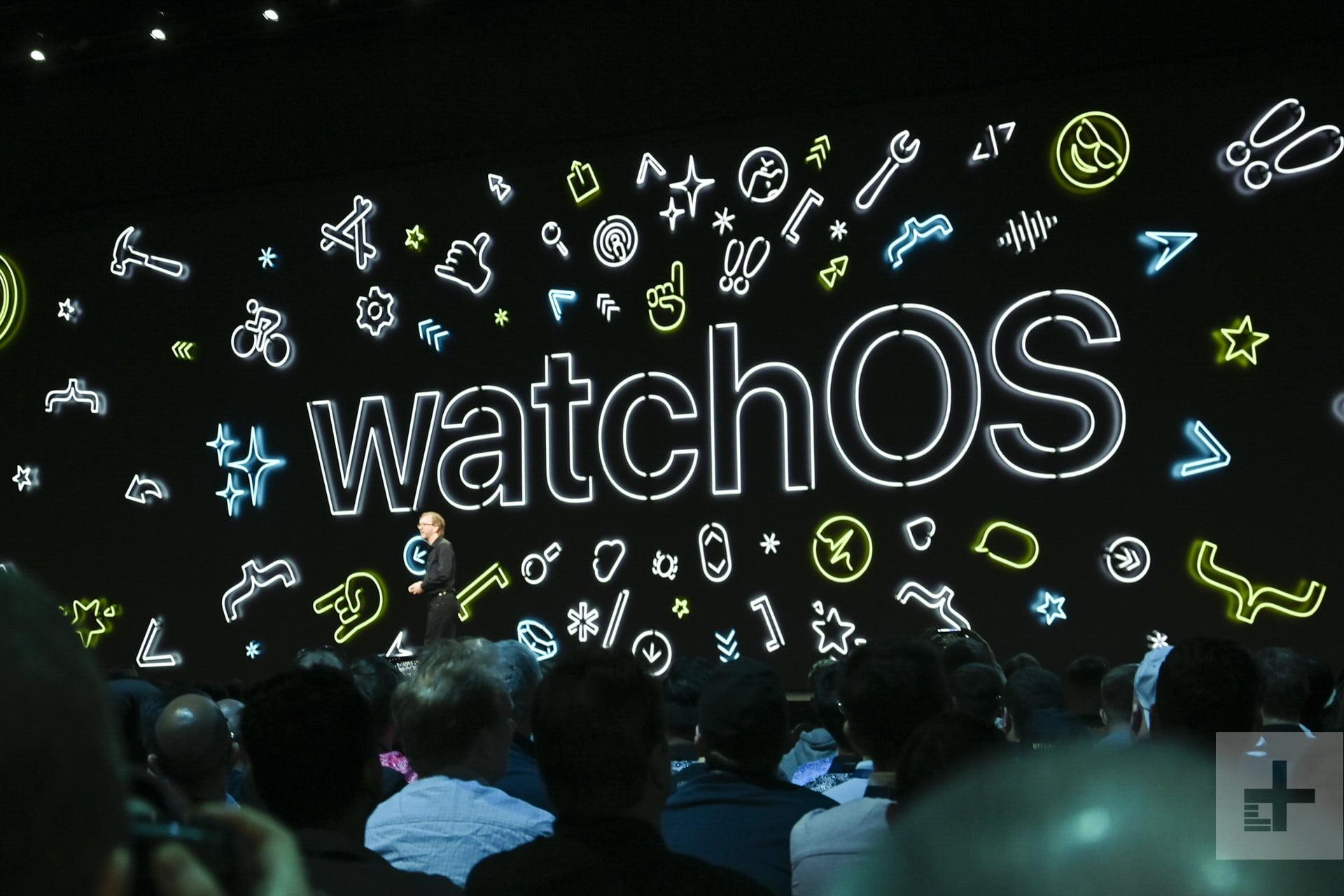 watchOS 6 en la WWDC 2019
