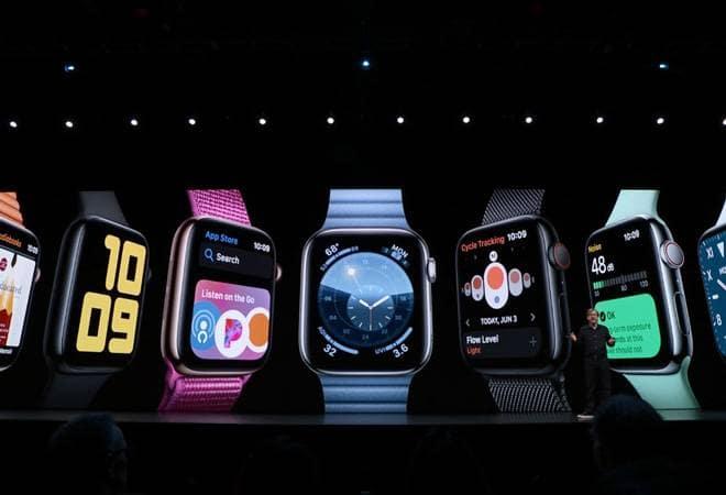 watchOS 6 y Apple Watch en la WWDC 2019