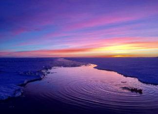 Imagen de Shirley Xu hecha en el Mar Báltico con un iPhone 6S
