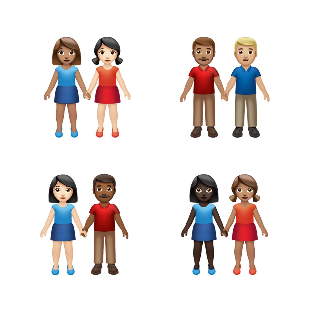 Nuevos emojis 2019