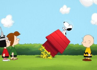 Snoopy in Space, producción de Apple para Apple TV+