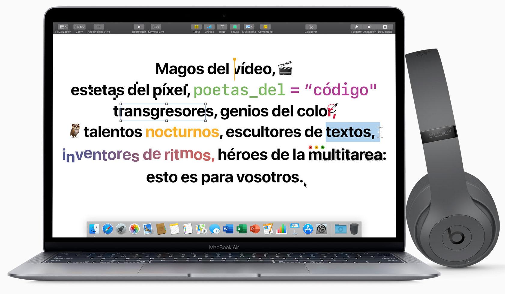 MacBook con Beats de regalo en la vuelta al cole del 2019