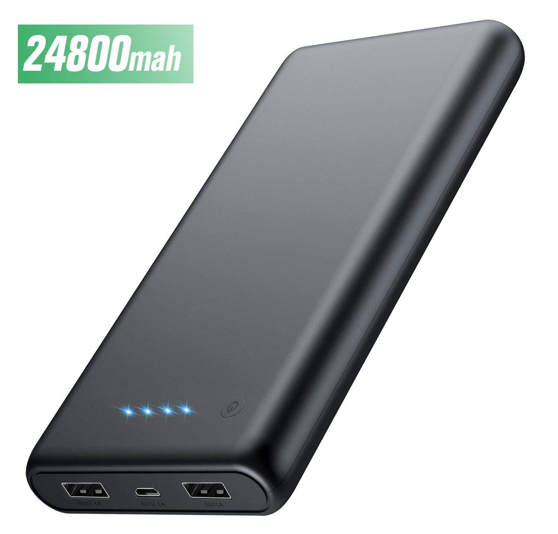 Batería externa de 24800 mAh