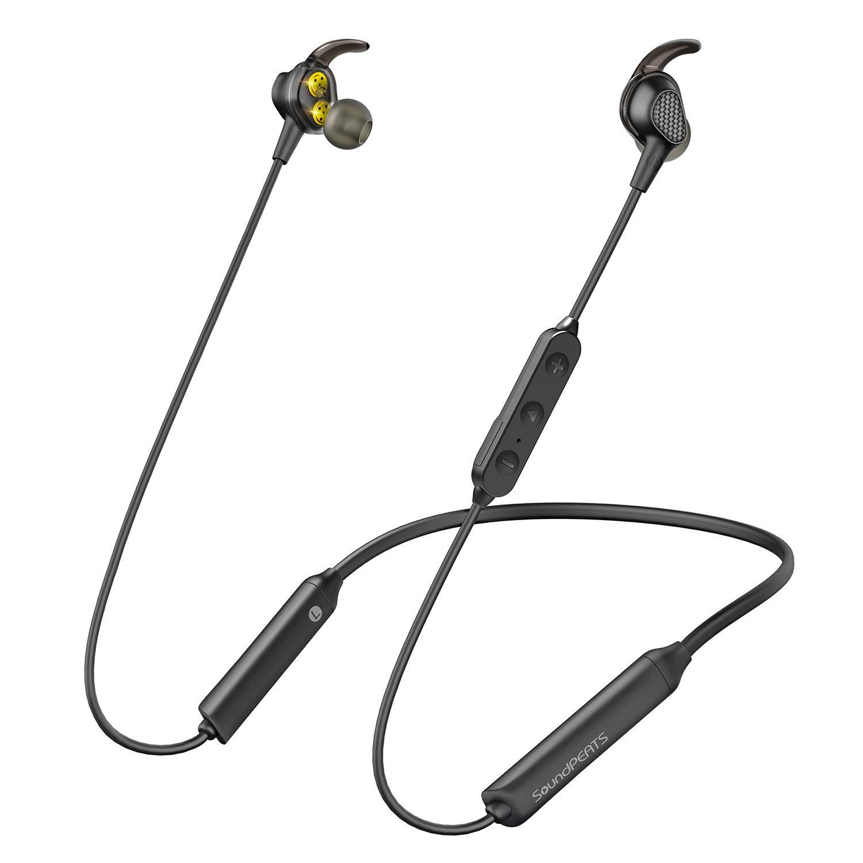 Auriculares inalámbricos con cuerda
