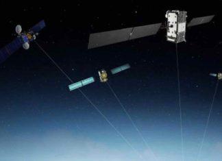 Constelación de satélites de posicionamiento Galileo