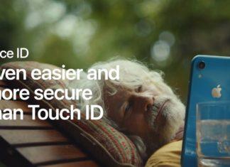 Anuncio de TV de Apple - Face ID mejor que Touch ID