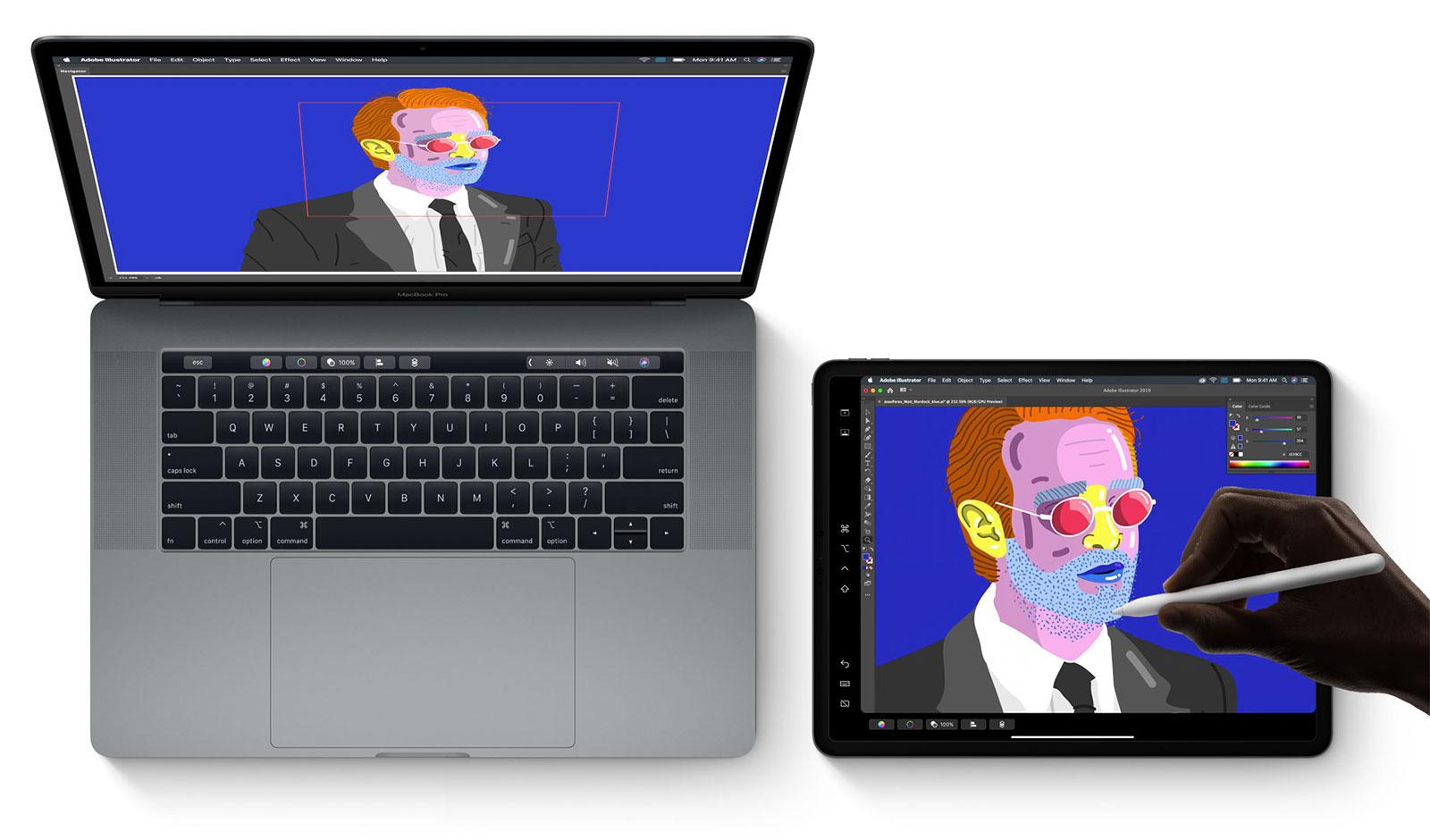 Sidecar, iPad como segunda pantalla de tu Mac