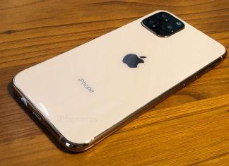 Maqueta de iPhone 11