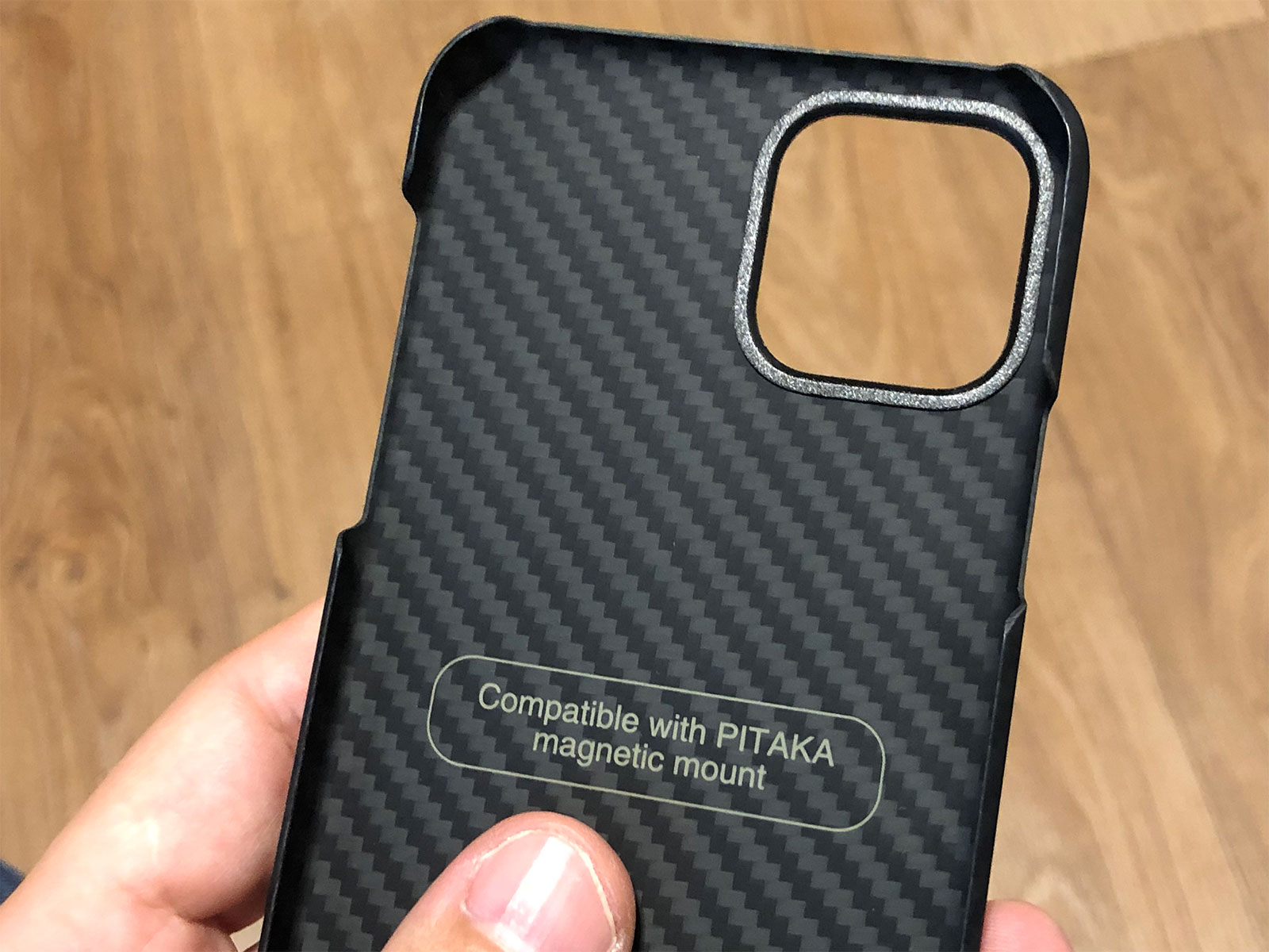 Funda de Pitaka para iPhone 11
