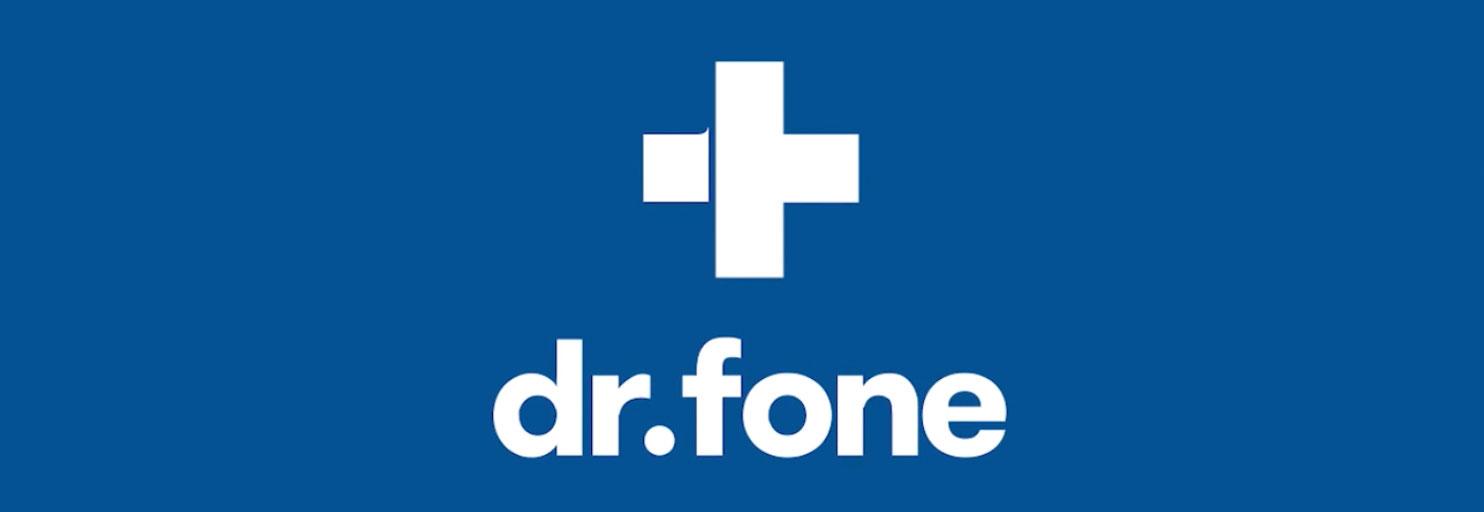 Logo de dr.fone