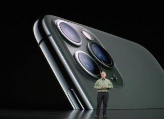 Keynote Septiembre 2019: Phil Schiller presentando el iPhone 11 Pro