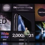 Keynote Septiembre 2019: Phil Schiller presentando el iPhone once Pro con resumen de características