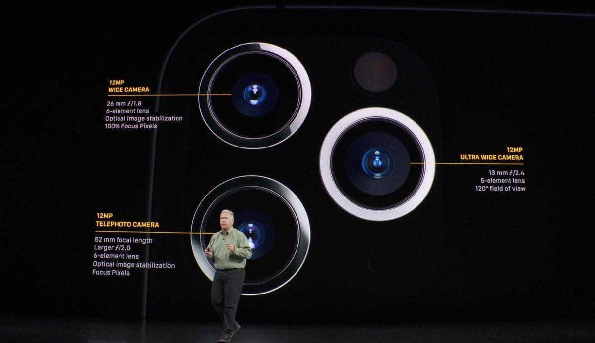 Keynote Septiembre 2019: Calidad de la cámara del iPhone 11 Pro con Phil Schiller