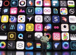 Keynote Septiembre 2019: Phil Schiller muchas Apps