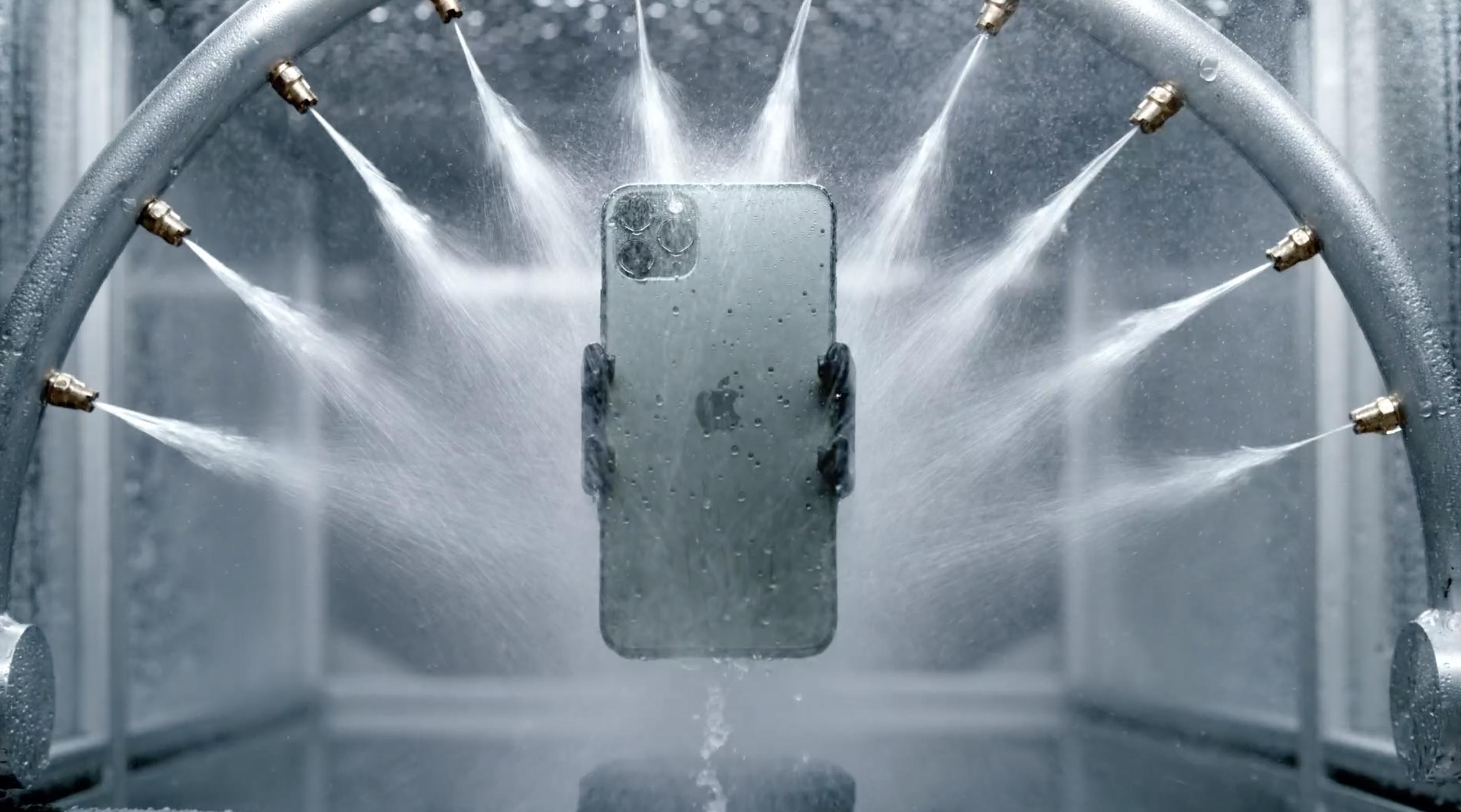 Keynote Septiembre 2019: iPhone 11 Pro prueba de agua