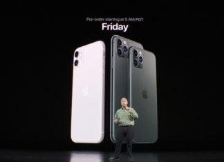 Keynote Septiembre 2019: Phil Schiller lanzamiento iPhone 11 y 11 Pro