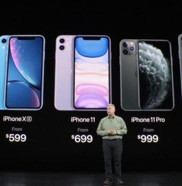 Keynote Septiembre 2019: Phil Schiller precios del iPhone 11 y 11 Pro