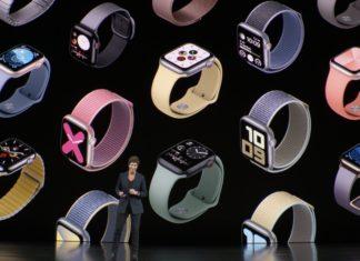 Keynote Septiembre 2019: Apple Watch series 5
