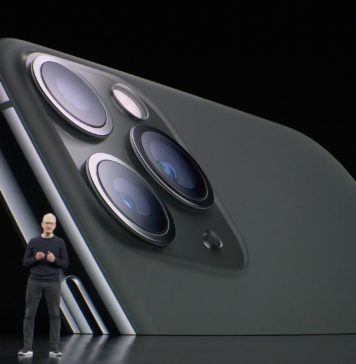 Keynote Septiembre 2019: Tim Cook y iPhone 11 Pro