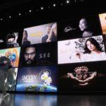 Keynote Septiembre 2019: Tim Cook y servicios (Apple TV Plus +)