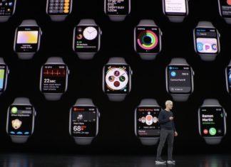 Keynote Septiembre 2019: Tim Cook y Apple Watch series 5