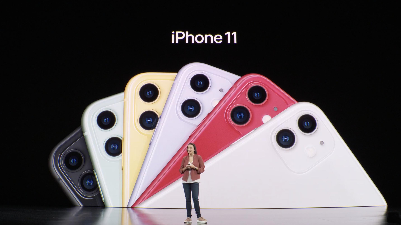 Keynote Septiembre 2019: Tim Cook y el iPhone 11
