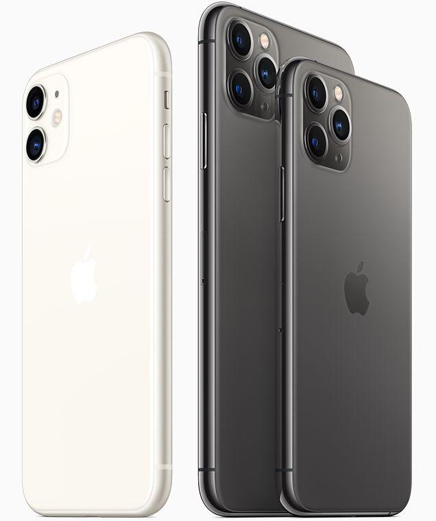 iPhone 11 y 11 Pro / 11 Pro Max