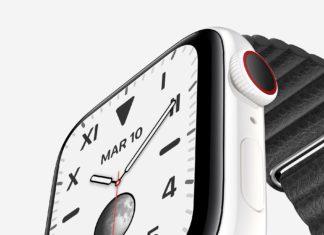 Apple Watch series 5 Edition, de cerámica