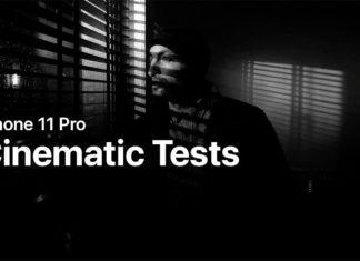 Pruebas cinemáticas del iPhone 11 Pro (video 4K)