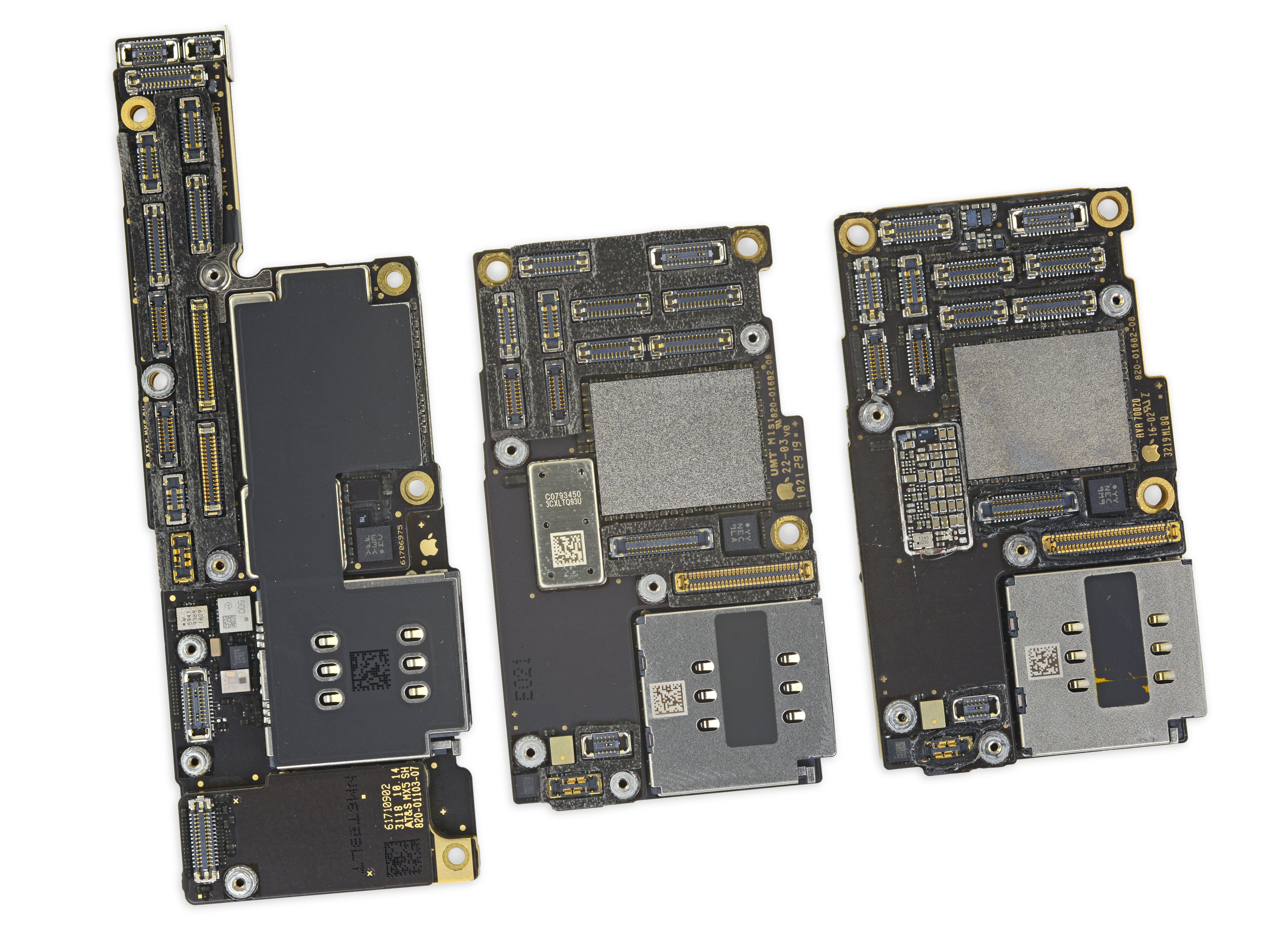 Placa base del iPhone 11 Pro Max